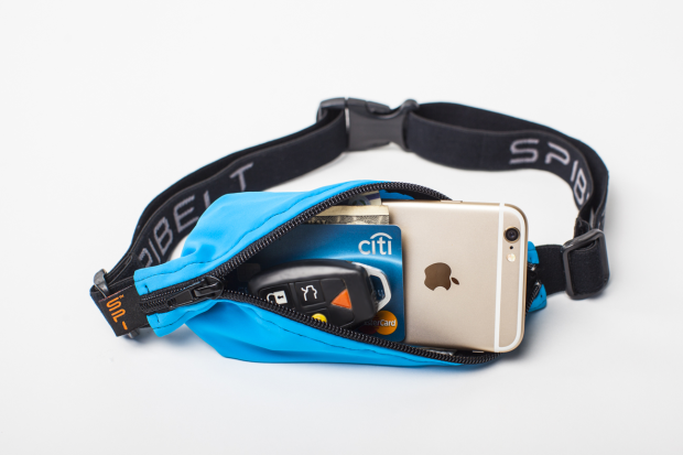 SPIbelt with an iphone